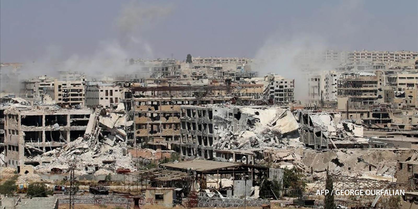 Declaración sobre Alepo